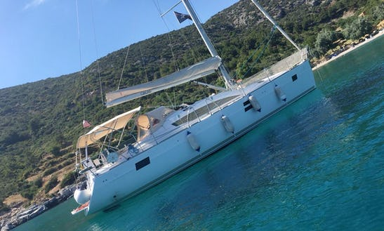 Elan 444 Impression Cruising Catamaran Charter In Mugla, Turkey