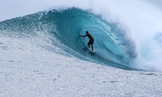 Private Surf Charter & Lessons In Kuta, Indonesia