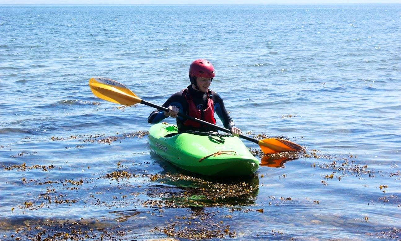 Full Day Kayak Tours with Top Class Guides in Donegal, Ireland