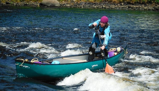 Half Day Canoe Tours In Donegal, Ireland