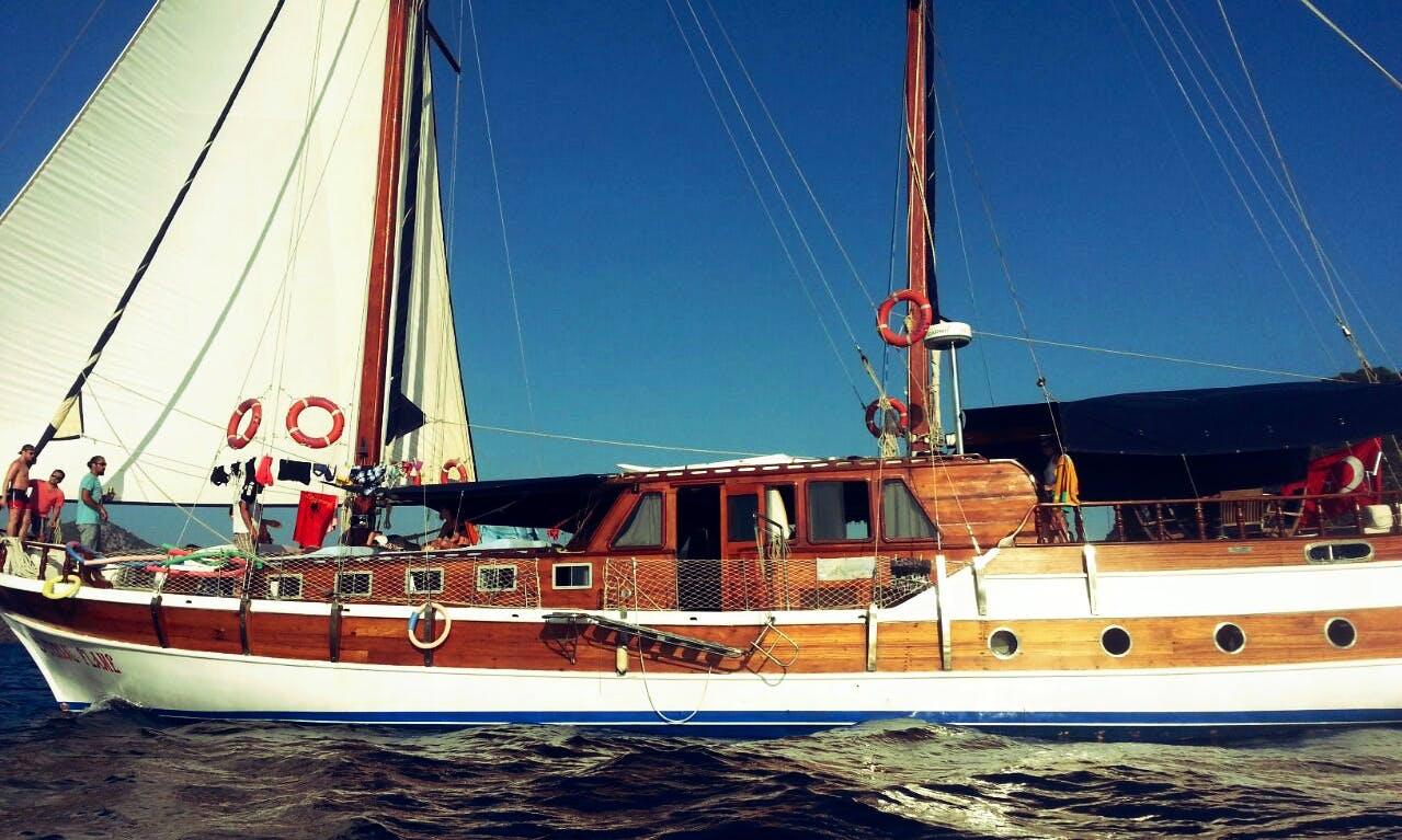7-days-blue-cruise in Muğla, Turkey