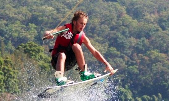 Wakeboarding In Sydney