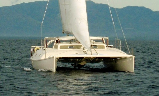 Searunner 44 Cruising Catamaran Charter In Gemeinde Ebenfurth
