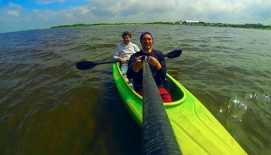 Kayak Rental In Tarm, Denmark