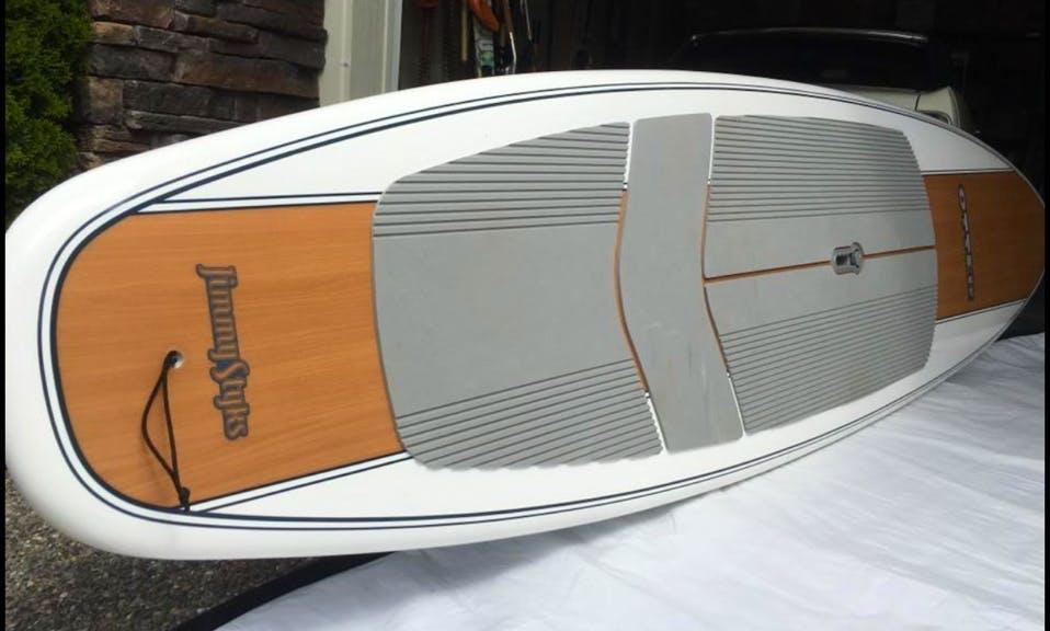Jimmy Styks Otter Paddleboard for Rent in Bellevue, Washington