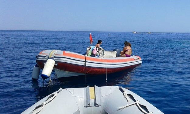 Diving Lessons in Isola del Giglio