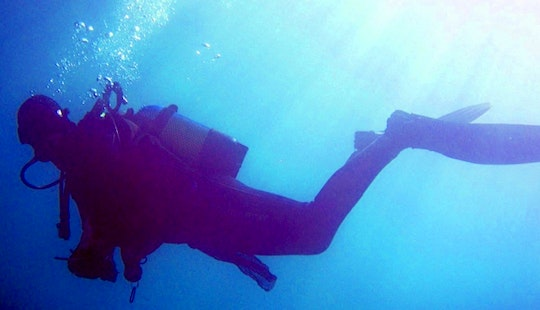 Scuba Lessons And Trip In Carvoeiro, Portugal