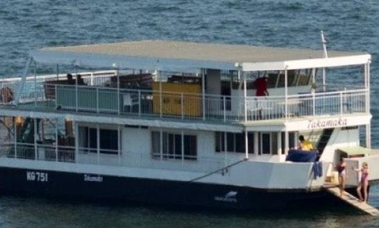 Takamaka Houseboat Rental In Siavonga