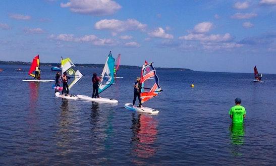 Windsurfing In Rewa