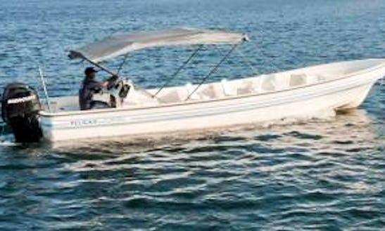 Pelican 26' Power Boat Fishing Trips In Siavonga, Zambia