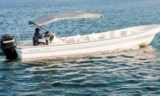 Pelican 26'  Power Boat Fishing Trips In Siavonga