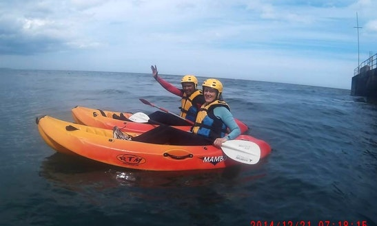 Kayak Tours And Courses In Bray