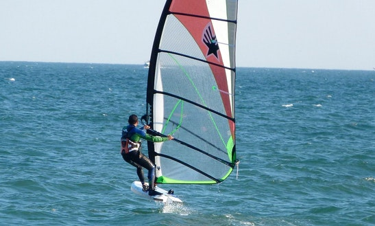 Windsurfing Courses And Rental In Kentrikos Tomeas Athinon