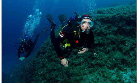 Diving Trips And Courses In Kentrikos Tomeas Athinon