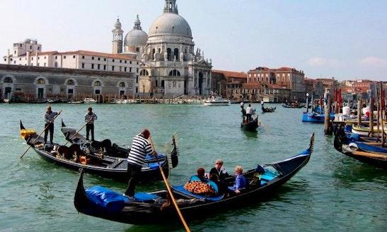 Gondola Charters In Venice, Italy