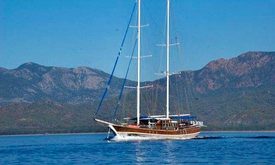 98' Sailing Gulet
