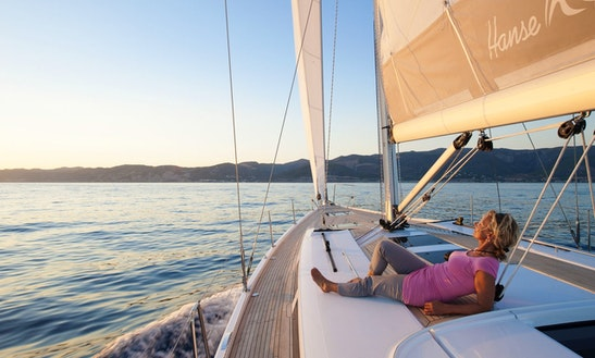 Cruising Monohull Rental In Saint Tropez