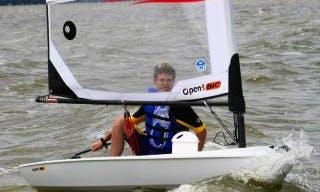O'Pen Bic Youth Sailboat Rental & Lessons on Lake Winnebago