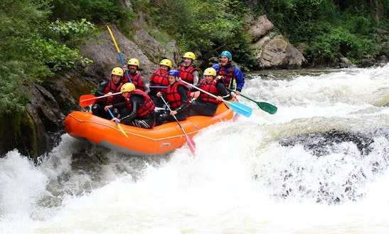 Rafting Trips In Saint-martin-lys, France