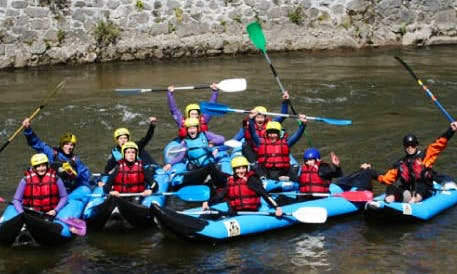 Canoe Rafting Trips in Saint-Martin-Lys, France