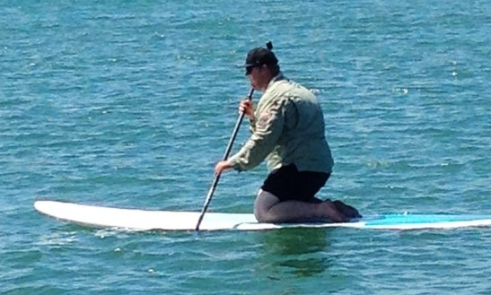 Paddleboard Hire And Lessons In Noosaville