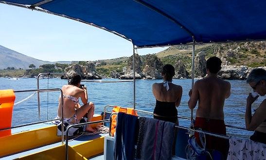 Boat Tour In Castellammare Del Golfo