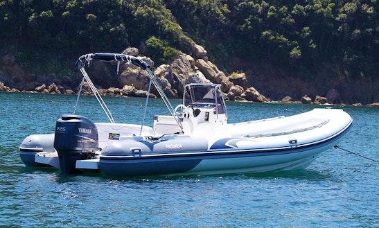 Predator 730 Boat Rental In Campo, Italy
