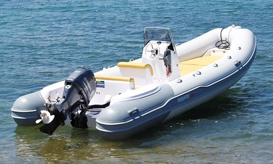 Predator 570 Boat Rental In Campo, Italy