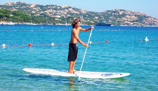 Paddleboard Rental And Courses In Palau
