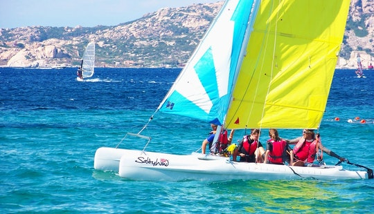 Beach Catamaran Rental And Sailing Lessons In Palau