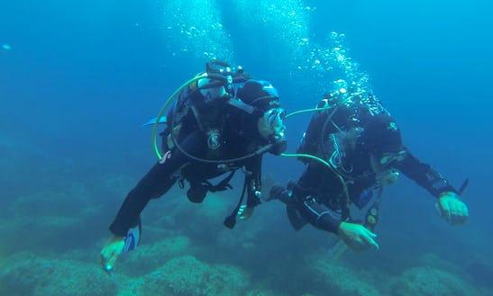 Rib Diving Trips And Courses In Santa Teresa Di Gallura