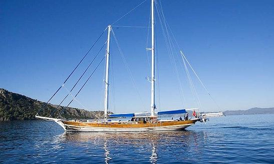 122' Sailing Gulet