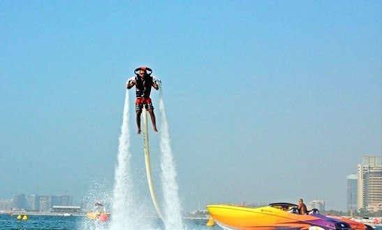 Jetpack Ride In Dubai