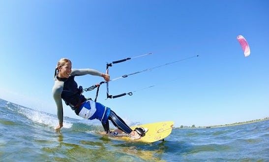 Kiteboarding Courses In Fehmarn