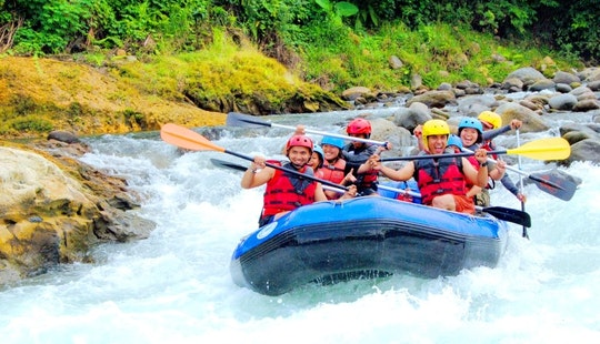 Rafting Trips In Medan Sunggal