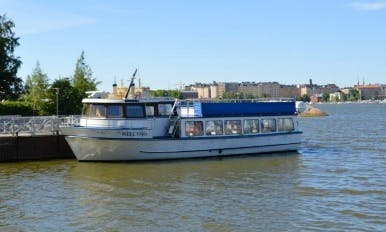 """Charter the 51'  """"Wellamo"""" Boat in Helsinki, Finland"""