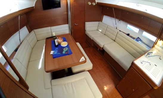 41ft Dufour Daysailer Boat Rental In Barcelona, Spain
