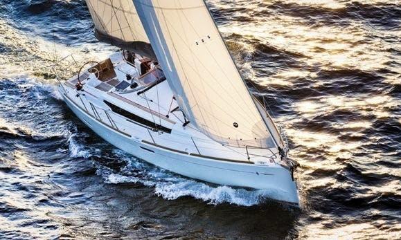 Sun Odyssey 389 Yacht Charter in Salerno Campania