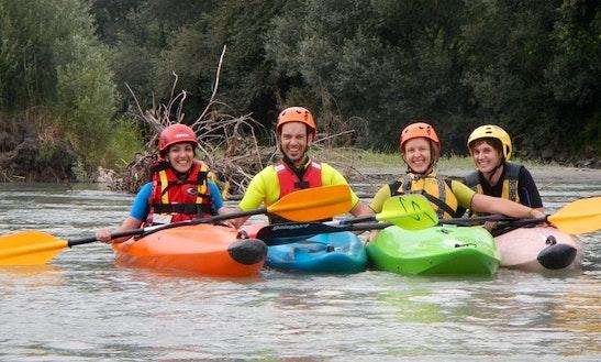 Single Kayak Tour In Caprino Veronese