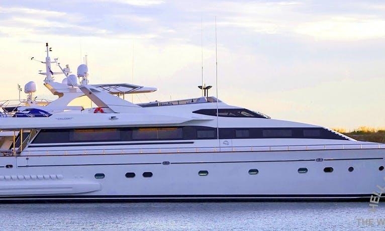 Luxury Motor Yacht rental in Athens Greece
