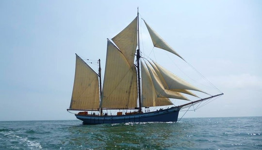 Irene Trading Ketch – Traditional Sailing Cruise Tour In Plymouth