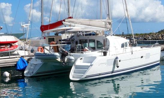 Charter Lagoon 380 S2 Cruising Catamaran In Procida, Italy