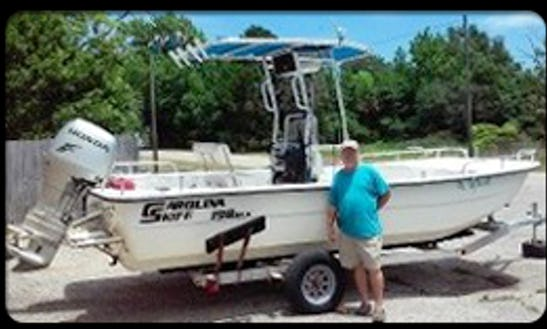 Rent 27' Center Console In Carrabelle, Florida