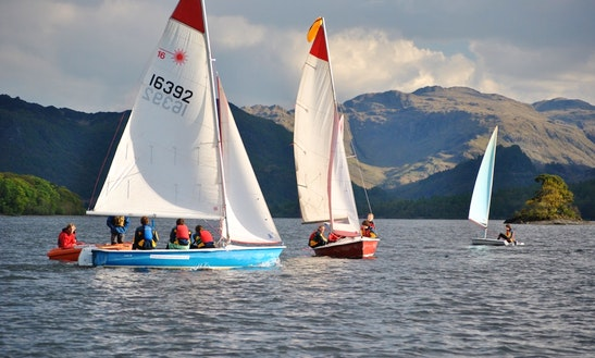 Sailing Dinghy Hire In Portinscale