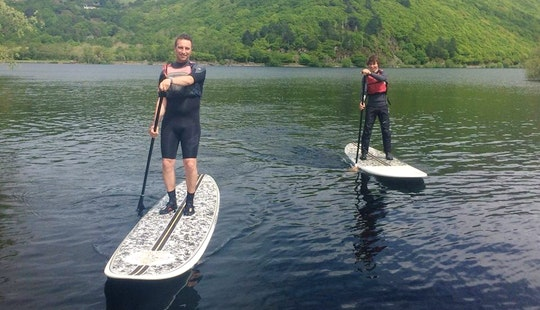 Paddleboard Hire And Lesson In Portinscale