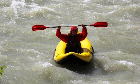 Ducky Kayak Tour In Ossana