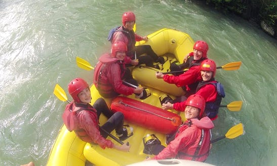 Rafting Tour In Ossana