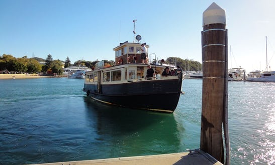 Tea Gardens Cruising Tour In Nelson Bay
