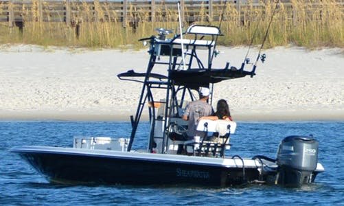 "24' ""Salty Dog Jr"" Center Console In Alabama, United States"