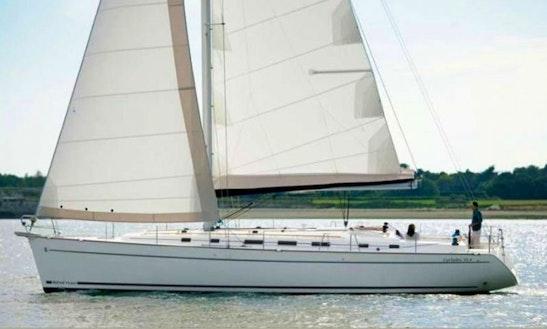 Beneteau Cyclades 50.4 Cruising Monohull Charter In Catania Sicilia, Italy